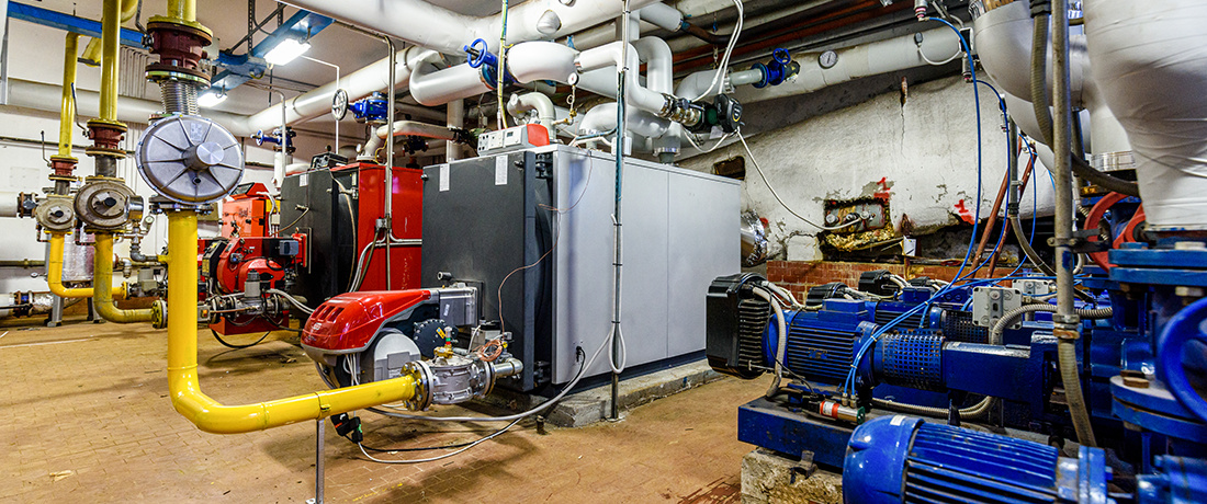 Riqualifica e gestione di una centrale termica di supercondominio